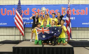 IFA TOUR UNITED STATES FOR UNDER 12 Australian BOYS